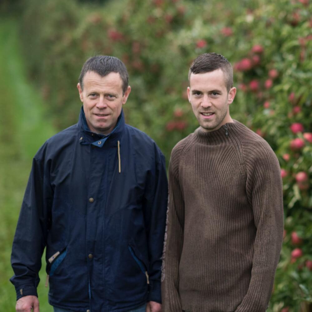 Lenoble, Producteurs de pommes dans les Ardennes