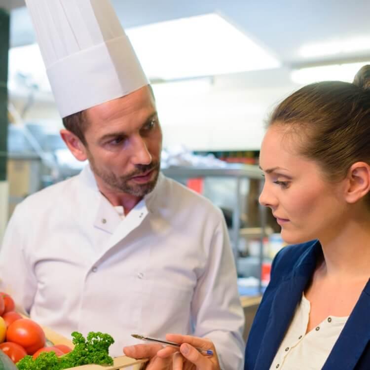 L'accompagnement individuel des gérants, intendants et chefs cuisiniers de la restauration collective